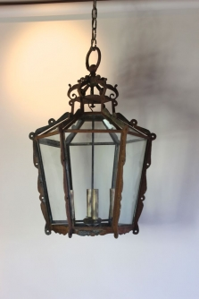 Antique Lighting for conservatories