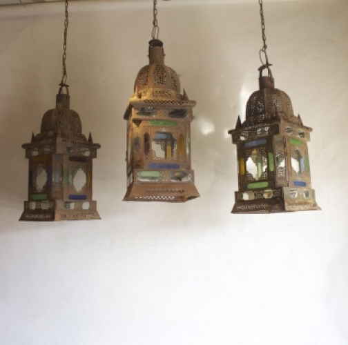 Antique Lighting for conservatories - image 2