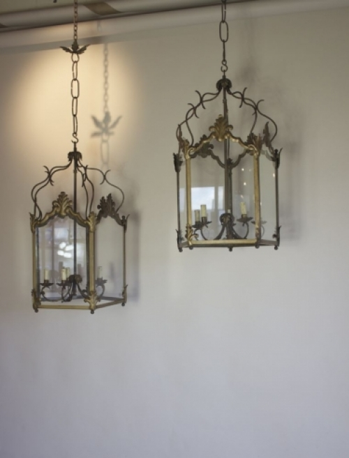 Antique Lighting for conservatories - image 7