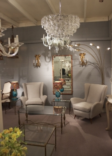 Antique Lighting goes to the January Decorative Fair