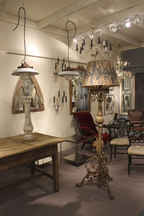 Antique Lighting goes to the January Decorative Fair - image 5