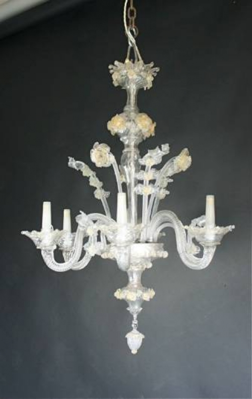 Antique Murano Chandeliers - Main image