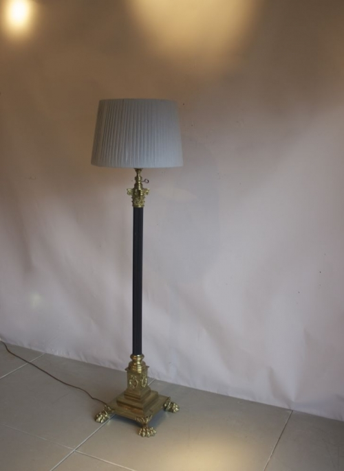 Antique reading lamps - image 5