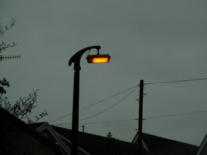 Antique street lighting - childhood memories - image 2