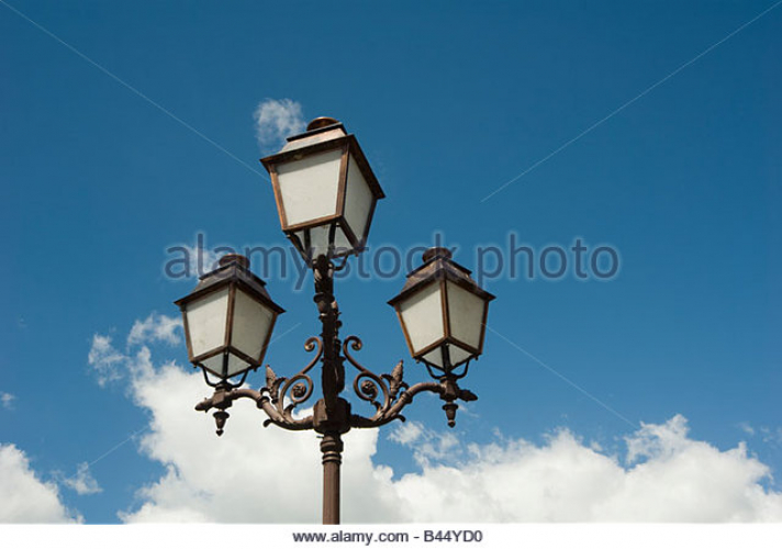 Antique street lighting - childhood memories - image 7