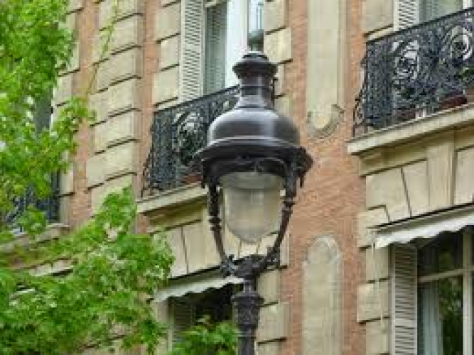 Antique street lighting - childhood memories - image 8
