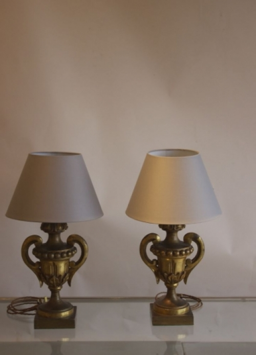 Antique table lamps - a big part of our antique ligting range - image 4
