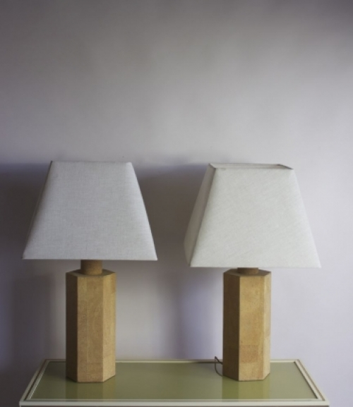 Antique table lamps - a big part of our antique ligting range - image 5