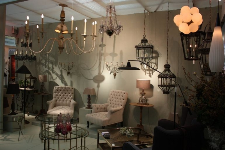 BATTERSEA DECORATIVE FAIR - preparations - image 2