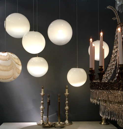 Exhibiting NEW antique lighting at the Decorative Fair Jan 17 - image 8