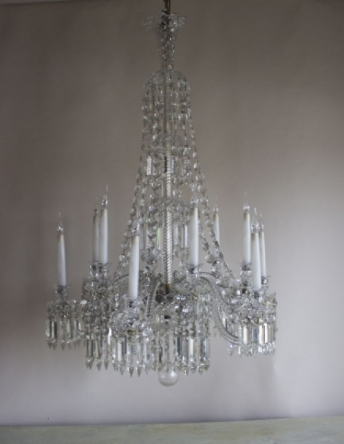 Fabulous antique chandeliers - image 6