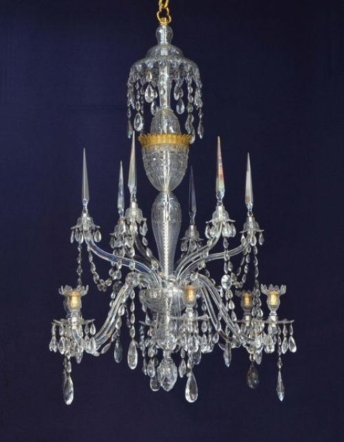 Fabulous antique chandeliers - image 8