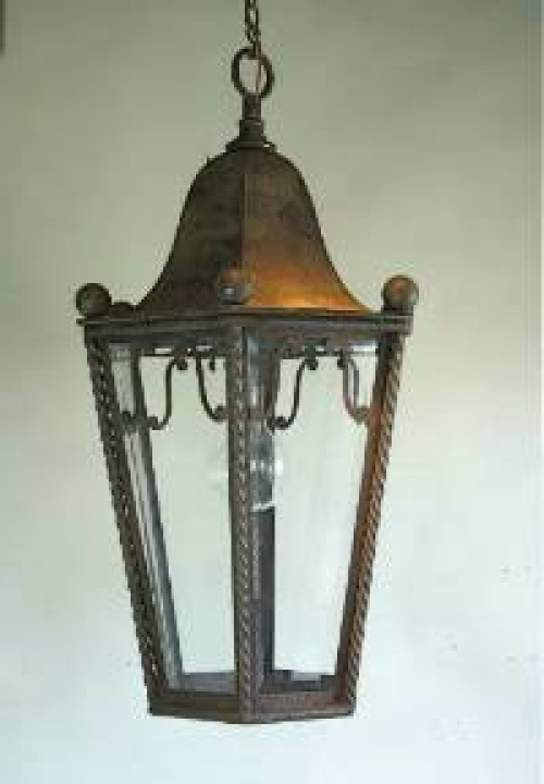 Huge Antique Lantern - Main image