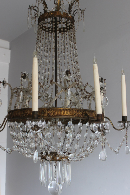 Italian Antique Chandeliers - image 6