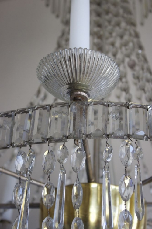 Just added three stunning antique chandeliers - image 2