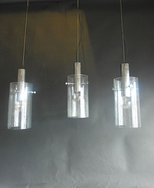 Limburg glass hanging lights - Main image