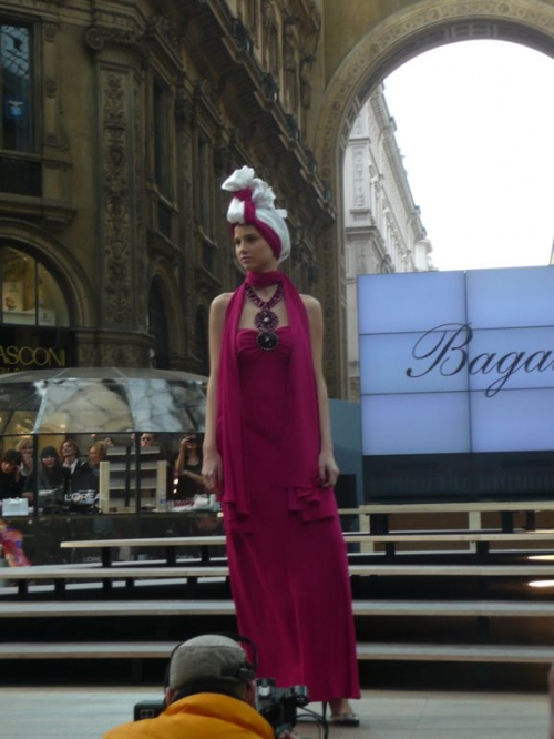 MAURICE ON THE CATWALKS OF MILAN - image 3