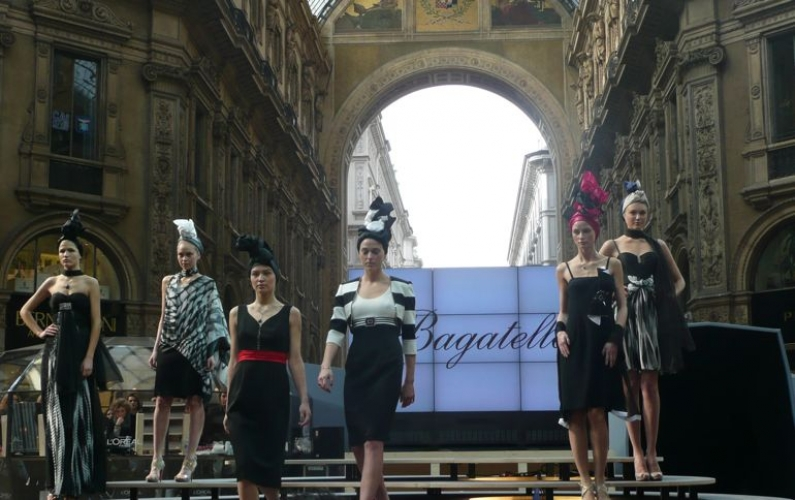 MAURICE ON THE CATWALKS OF MILAN - image 4
