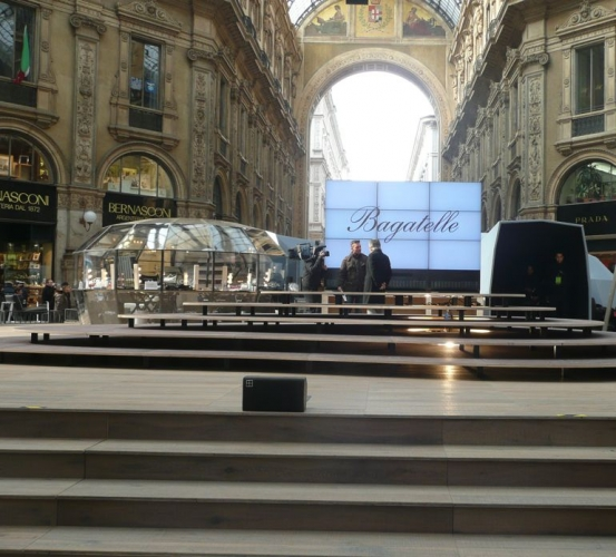 MAURICE ON THE CATWALKS OF MILAN - image 5
