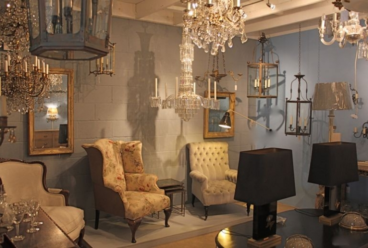 NORFOLK DECORATIVE - SHOWROOM  REVAMP - Main image