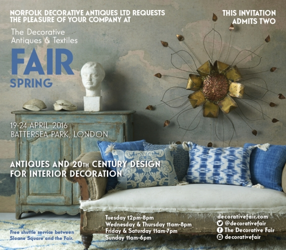 Spring 16 Decorative Fair - Main image