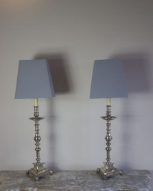 Trends - lamps --  a big part of our Antique Lighting range