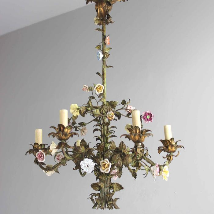 old brass chandelier chandeliers remodelaholic diy makeover