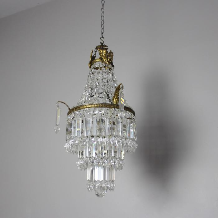 Antique Hanging Lights