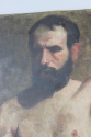 19thC life study - oil on canvas - picture 3