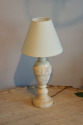 Alabaster table lamp - picture 2
