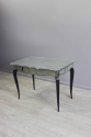 French mirrored glass side table - picture 5