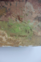 Large scale  Country House  oil on board by Keith Johnson - picture 5