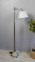 Marble based adjustable reading lamp - picture 5
