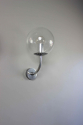 Pair mid century glass German outside lights - picture 5