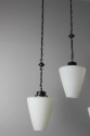 Set of 5  gothic style hanging lights ( more available ) - picture 2