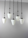 Set of 5  gothic style hanging lights ( more available ) - picture 3