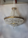 Spectacular large crystal chandelier with 18 lightpoints - picture 2