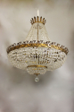 Spectacular large crystal chandelier with 18 lightpoints - picture 3