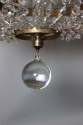 Spectacular large crystal chandelier with 18 lightpoints - picture 5