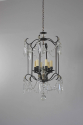 Wonderful Italian  antique hallway lantern - Main
